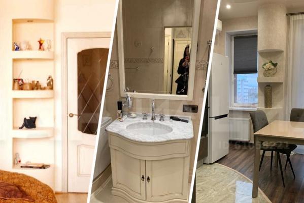 В большинстве дорогих квартир хозяева придерживаются классики в интерьере