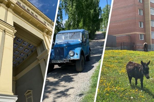 Знаете ли вы какие-нибудь интересные и необычные места в Новосибирске? Пишите в комментариях