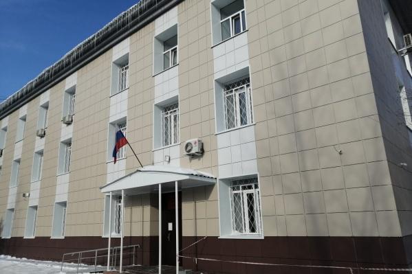 Меру пресечения 44-летнему мужчине избрали в Кировском суде