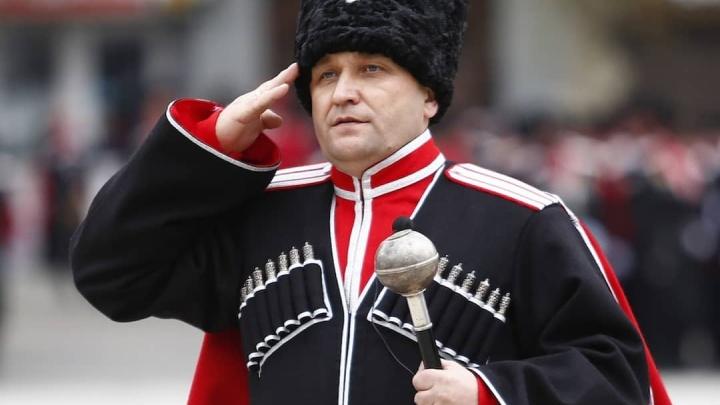 Путин назначил атамана Кубанского казачьего войска