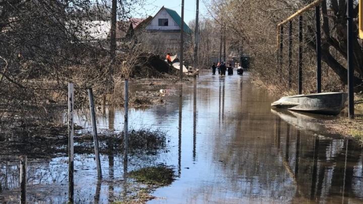 ГКЧС: половодье в Башкирии было спрогнозировано, но, чтобы его минимизировать, нужно федеральное финансирование
