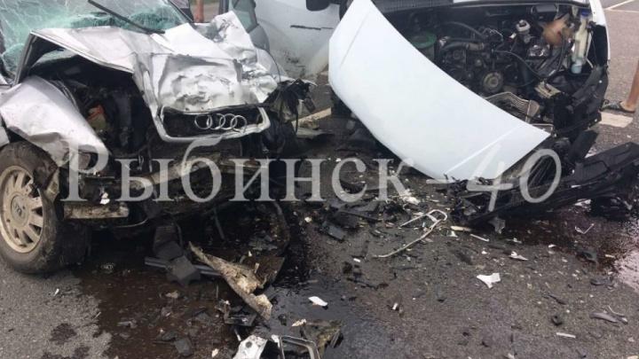 Вылетел на встречку: стали известны подробности смертельного ДТП в Ярославской области