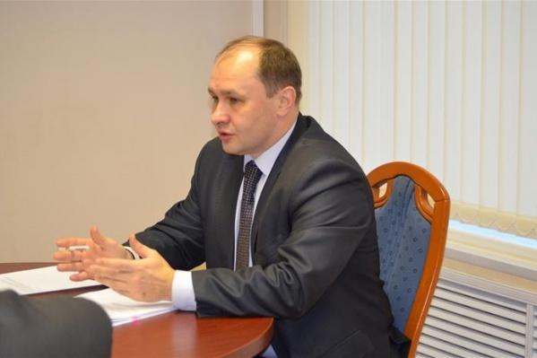 Александр Козлов больше года трудился заместителем министра строительства России, а теперь вернулся в Челябинскую область