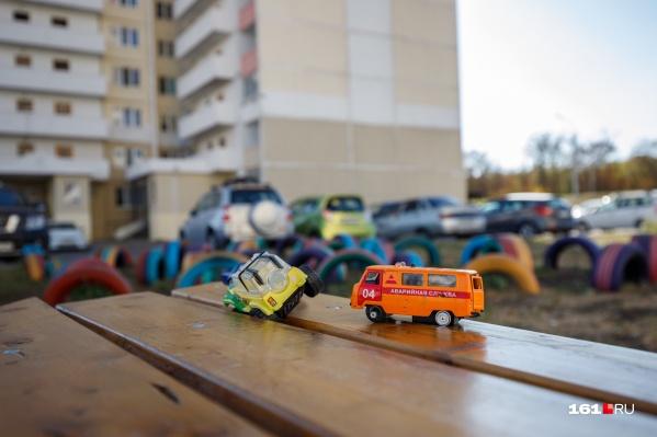 Из-за отсутствия «зебры» в Суворовском за полгода произошло четыре ДТП с участием детей