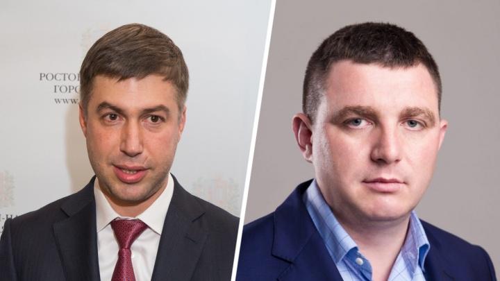Логвиненко потребовал наказать депутата Пятибратова за критику строительства моста на Малиновского