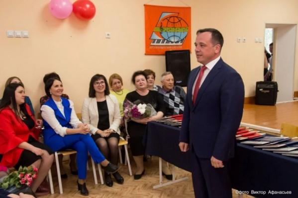 Коллеги по горсовету отметили, что Лебедев почти не выступал на сессиях
