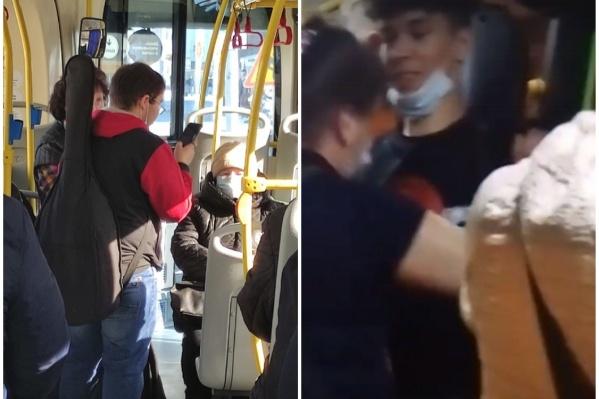 Конфликты в автобусах стали происходить всё чаще