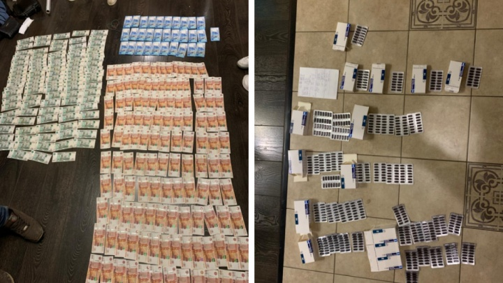 Два фармацевта воровали и продавали сильнодействующие лекарства с работы — их задержали с 1,3 млн рублей
