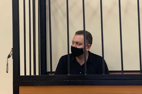 Ближайшие два месяца Алексей Меркушкин проведет в СИЗО