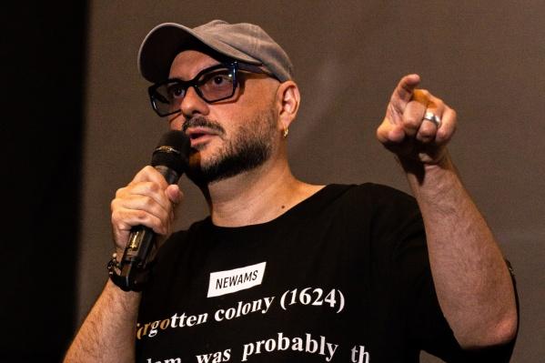 Серебренников также выступил соавтором сценария для «Петровых в гриппе»