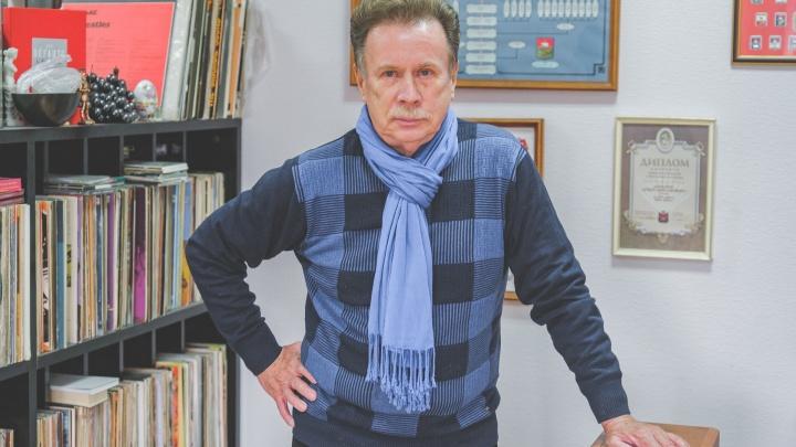 В Перми простятся с бывшим главным архитектором города Сергеем Шамариным