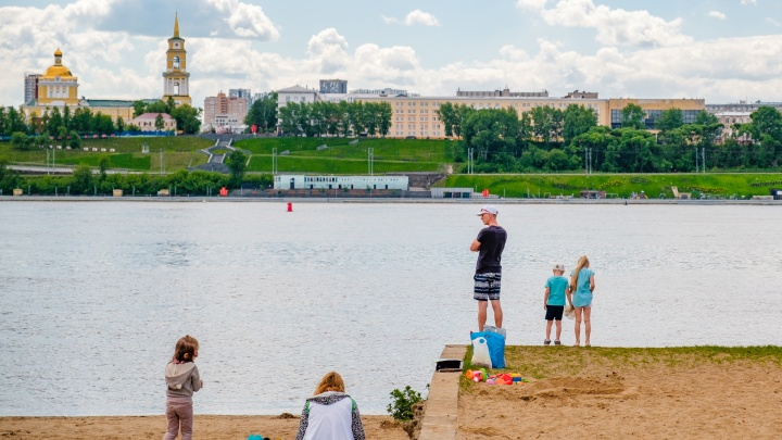 В День города в Перми пройдут всероссийские соревнования по аквабайку