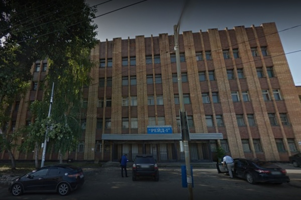 Предприятие находится на улице Неверова