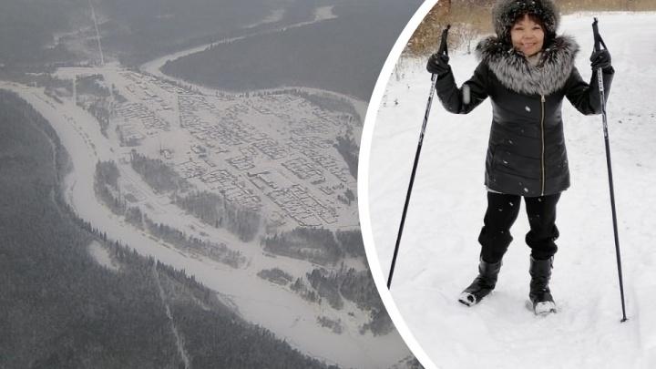 Сломала позвоночник, но не сломалась сама: как маленькая женщина создает идеальный поселок на севере края