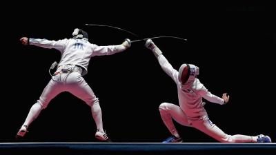 Российские фехтовальщицы разыграли золото и серебро Олимпиады
