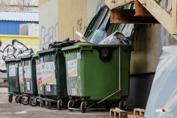 В идеале после этого должна снизиться и конечная стоимость вывоза мусора