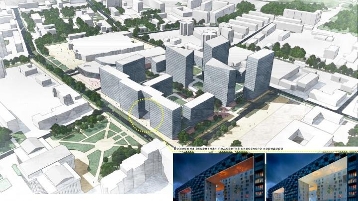 Строительство бассейна и ЖК возле УДС «Молот» обсудят на публичных слушаниях