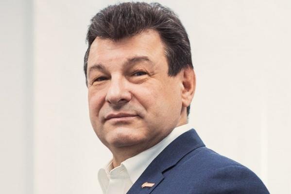 Олег Дьяченко руководит Красноярскэнергосбытом с 2005 года