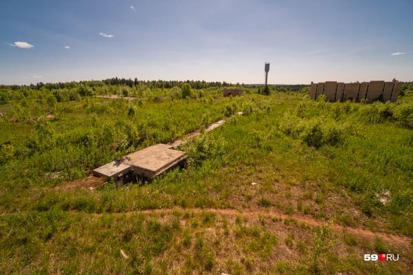 На территории кладбища будут достраивать крематорий
