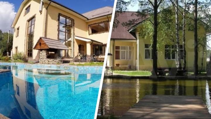 45 тысяч в сутки — и он ваш: обзор роскошных домов под Екатеринбургом, которые можно взять в аренду