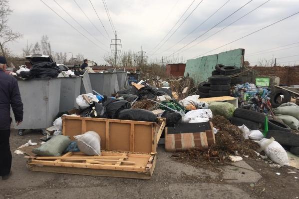 В прошлом году — несмотря на самоизоляцию — мусора в майские праздники было не меньше