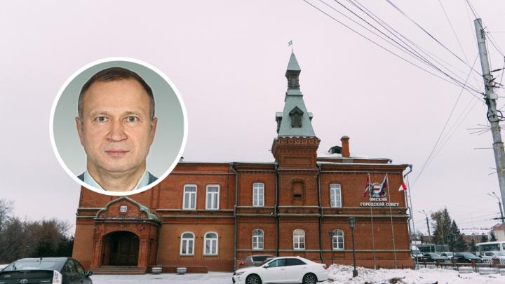 Депутаты Омского горсовета лишили мандата Юрия Федотова