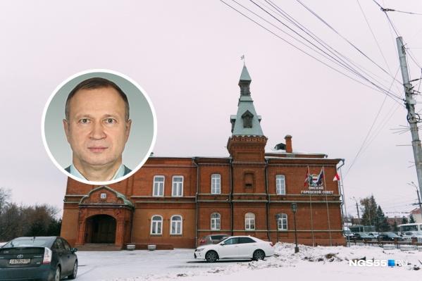Юрий Федотов долгие годы был депутатом горсовета
