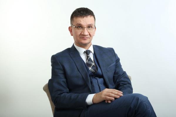 Врио директора ФИЦ ИВТ кандидат физико-математических наук Андрей Юрченко
