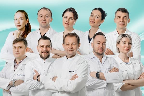 Девиз Сибирского центра пластической хирургии: «Ваша красота в руках профессионалов»