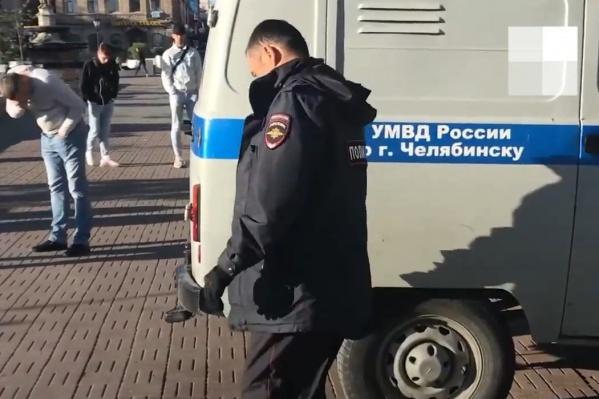 Инцидент произошел на пешеходной Кировке рано утром, недалеко от ночного клуба