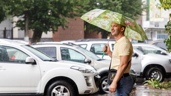 Не смоет, так сдует: смотрим погоду в Волгограде в последнее воскресенье весны