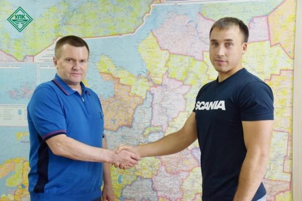 Холдинг подписал договоры с машиностроительной компанией John Deere и официальным дилером Volvo в России