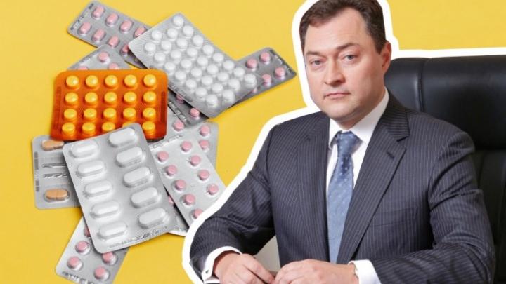 ФАС подтвердила, что фирмы свердловского депутата вступили в сговор при поставке лекарства в онкоцентр