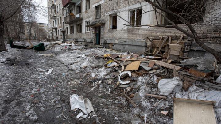 От мэра Челябинска потребовали срочно огородить дом на Потёмкина, из-за которого бьет тревогу весь квартал