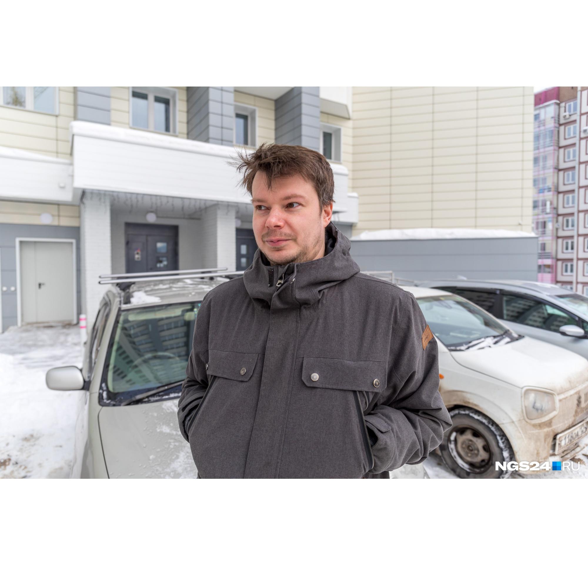 Геннадий — единственный из всех опрошенных жильцов, кто согласился показать лицо на камеру