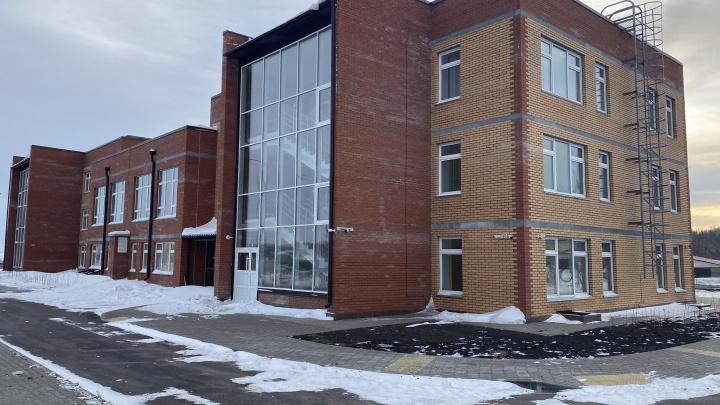 В пригородах Красноярска достроили два детсада на 270 мест каждый