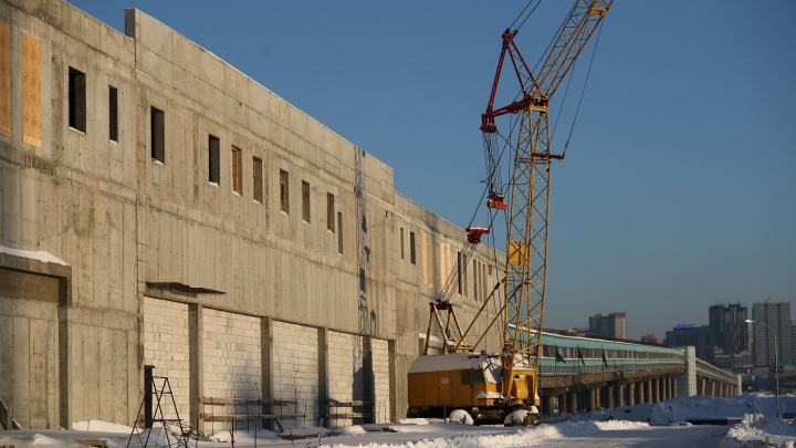 В Новосибирске объявили новый аукцион на строительство «Спортивной». Что там cделают на 723 млн рублей?