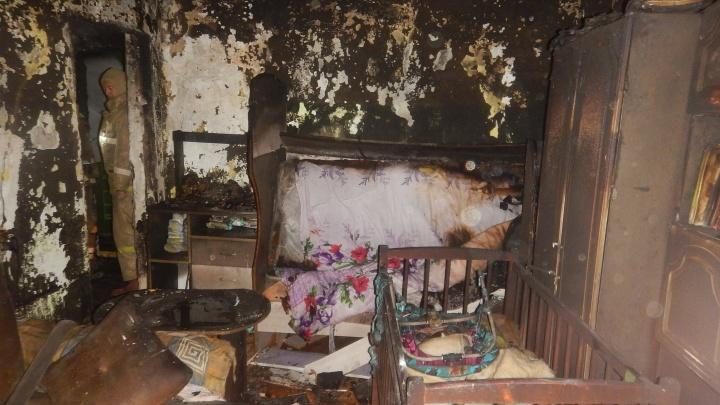 «Мы не раз на них жаловались»: что соседи рассказали о семье, которая потеряла детей в пожаре под Безенчуком