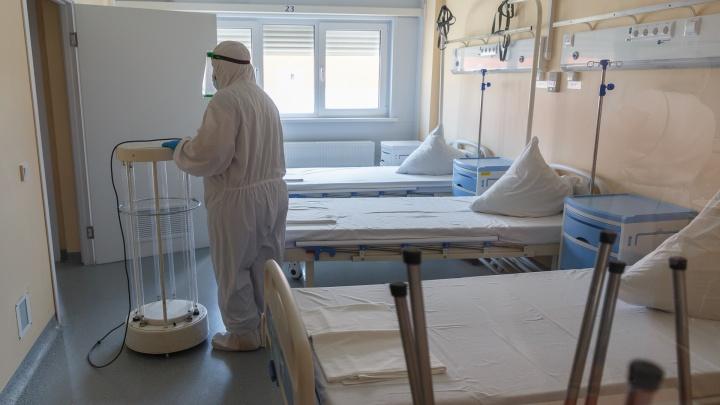 Шокирующая стабильность: за сутки в Волгоградской области от COVID-19 скончались еще 16 человек