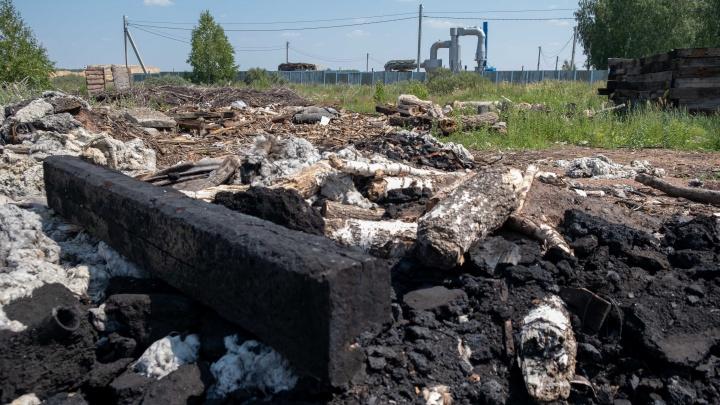 Под Челябинском сожгут тысячи тонн грунта, пропитанного мазутом. Разбираемся, кто и как это сделает