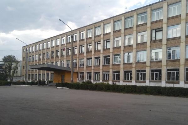 """Школа <nobr class=""""_"""">№ 42</nobr> на ЧМЗ попала в число «заминированных»"""