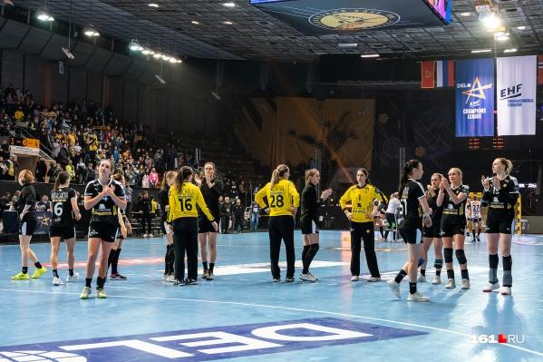«Ростов-Дон» во втором матче сыграл вничью, но этого не хватило для выхода в следующий раунд