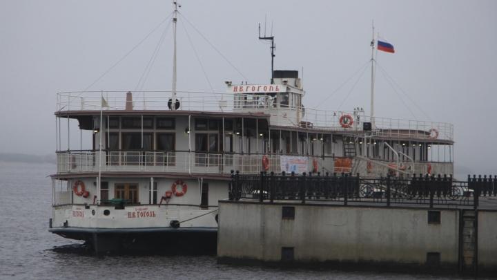 Пароход «Н.В.Гоголь» откроет навигацию по Северной Двине. Прошлый сезон он пропустил из-за пандемии