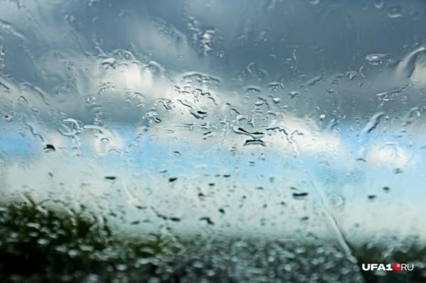 Вместе с жарой придут и дожди