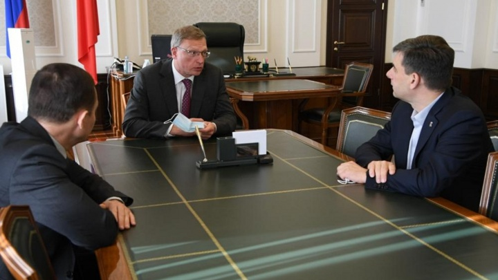 Бюджетникам Омской области пообещали повысить зарплаты с 1 октября