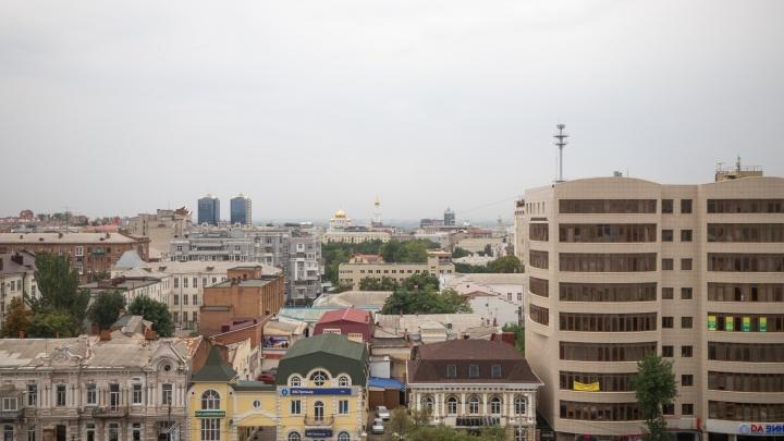 Депархитектуры предложил снять ограничения для строительства высоток вдоль главных улиц Ростова