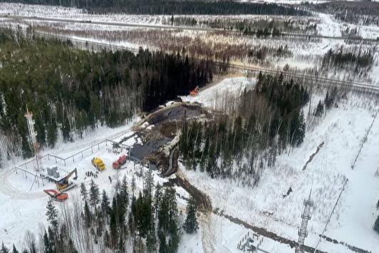 В ХМАО проверяют предприятия «Роснефти» из-за второго за три дня разлива нефтепродуктов