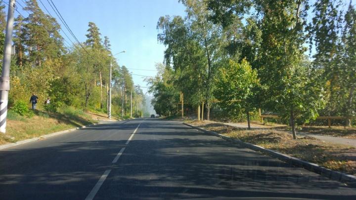 В Тольятти открыли дорогу на Портпосёлок