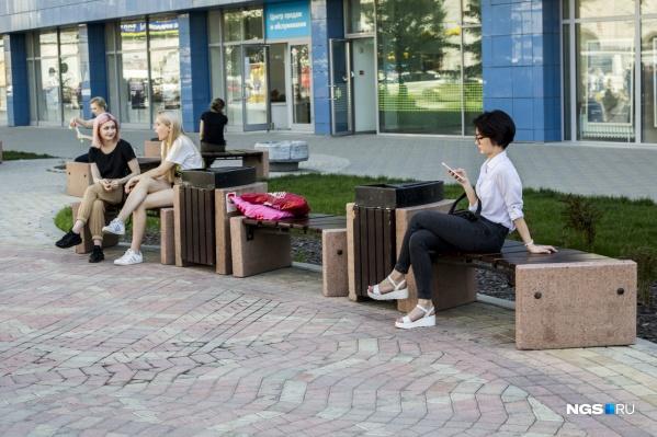 В ближайшие дни Новосибирская область будет под воздействием антициклона, а на выходных в регионе потеплеет