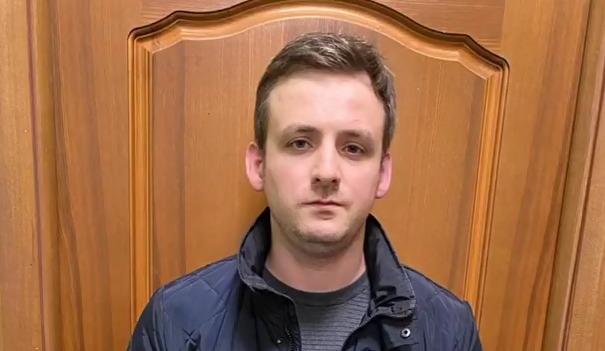 Архангелогородец извинился перед полицейским, который направил пистолет на протестующих в Петербурге